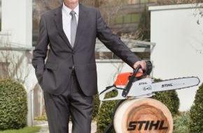 ANDREAS STIHL AG & Co. KG: STIHL wächst 2012 stärker als Branche
