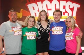 "SAT.1: Showdown der Kilokämpfer: Wer wird ""The Biggest Loser"" 2014? (FOTO)"