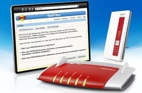 AVM GmbH: FRITZ!OS 6.20 ab sofort für alle aktuellen FRITZ!Box-Modelle und FRITZ!WLAN Repeater