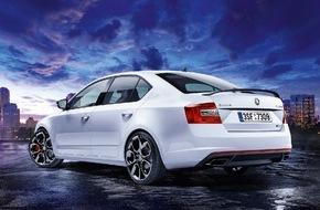 Skoda Auto Deutschland GmbH: Messepremiere in Genf: Der neue SKODA Superb markiert eine neue Ära für SKODA