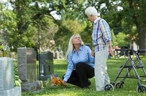 DVAG Deutsche Vermögensberatung AG: Todesfall in der Familie: Das Versicherungs-ABC für Angehörige / Die DVAG erklärt, was es bei Versicherungsverträgen von Verstorbenen zu beachten gibt