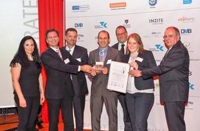 """AbbVie Deutschland GmbH & Co KG: AbbVie Deutschland als Sieger mit """"Corporate Health Award 2015"""" für betriebliches Gesundheitsmanagement ausgezeichnet"""