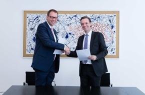 A.B.S. Global Factoring AG: A.B.S. Global Factoring AG schließt Übernahme der österreichischen VB Factoring Bank AG von der immigon portfolioabbau ag erfolgreich ab
