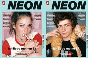 """Gruner+Jahr, NEON: David Kross im NEON-Interview: """"Es nervt, dauernd auf die Nacktszene mit Kate Winslet angesprochen zu werden"""""""