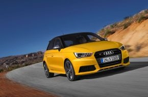 Audi AG: US-Absatz befeuert globales Wachstum im Mai (FOTO)