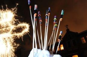 HUK-Coburg: Tipps für den Alltag / Damit das neue Jahr nicht im Chaos versinkt / Silvesterfeuerwerk verursacht Jahr für Jahr große Schäden - welche Versicherung ist für welchen Schaden zuständig?