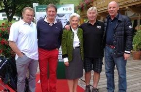 Kitzbühel Tourismus: Toni Sailer Golf Memorial Turnier 2015 - ANHÄNGE