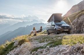 Mercedes-Benz Schweiz AG: Marco Polo Road Show: partout. Et tout sauf usuel.