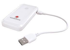 Vodafone-Produkte in Anwendung