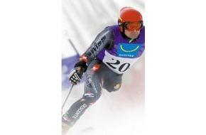 Sunrise Communications AG: sunrise unterstützt den Ski Alpin Europacupfinal der Behinderten 2002/2003