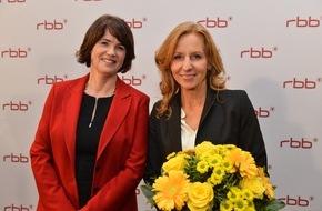 Rundfunk Berlin-Brandenburg (rbb): (Ergänzt um Zitat und Foto) Patricia Schlesinger wird neue Intendantin des Rundfunk Berlin-Brandenburg (rbb)
