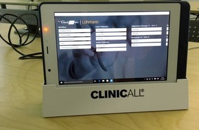 "ClinicAll Germany: ClinicAll Partner der ""Technologie-Allianz für Mensch und Medizin"" gemeinsam mit Branchenführern der Gesundheitswirtschaft"