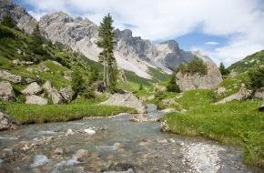Alpenregion Bludenz: Den Sommer erwandern im Biosphärenpark Großes Walsertal - BILD