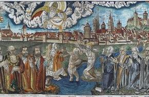 Congress- und Tourismus-Zentrale Nürnberg: Nürnberg - Deutschlands Auge und Ohr / Das Medienzentrum der Reformationszeit