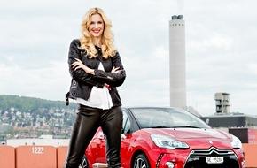 DS Suisse S.A: DS Automobiles: Neue Marke, neues Modell, neue Markenbotschafterin