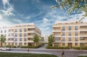BPD Immobilienentwicklung GmbH: Symbolischer Abriss alter Gebäude der Cité Foch in Berlin-Reinickendorf