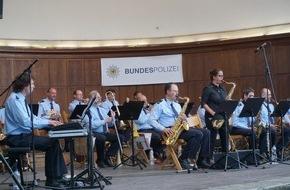 Bundespolizeiinspektion Konstanz: BPOLI-KN: Sommerkonzert der Bundespolizei in Konstanz lockt zahlreiche Gäste an