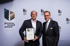 Babys Life Deutschland GmbH: Weltneuheit für Schwangere gewinnt German Brand Award 2016