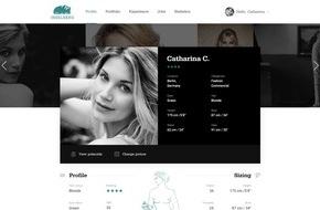 Inselberg GmbH: Europas erste Model-Booking-Plattform geht online und hebelt Branchenmissstände aus - BILD