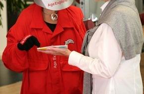 Meyer-Hentschel Institut / AgeExplorer: Produkte und Dienstleistungen werden für ältere Menschen optimiert