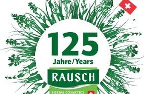 Rausch AG Kreuzlingen: Wir lieben Kräuter seit 125 Jahren