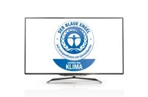 TP Vision: Philips Smart TVs erhalten Umweltzeichen Blauer Engel