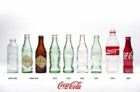 Coca-Cola Schweiz GmbH: 100 Jahre Coca-Cola Konturflasche / Die Stars gratulieren Coca-Cola zum Geburtstag einer Ikone