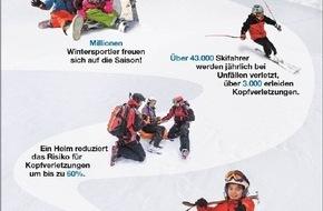 ZNS - Hannelore Kohl Stiftung: Sicher durch den Winter - Tipps der ZNS - Hannelore Kohl Stiftung