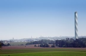 thyssenkrupp elevator AG: Architektur enthüllt: ThyssenKrupp stärkt Aufzugssparte mit Bau eines wegweisenden Testturms in Rottweil