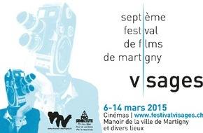 Pro Senectute: Le 7e festival de films visages se déroulera à Martigny et région du 6 au 14 mars 2015. 40 films de 15 pays. 10 réalisateurs présents.