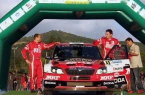 Skoda Auto Deutschland GmbH: APRC: SKODA Teams wollen Erfolgsserie in Australien fortsetzen