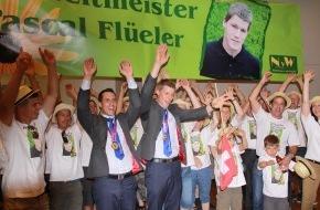 JardinSuisse: WorldSkills2013 in Leipzig: Schweizer Landschaftsgärtner gewinnen erneut Gold