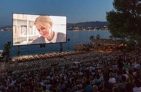 Cinerent OpenAir AG: Salt Cinema mit hochsommerlichem Start in Zürich.