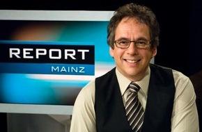 """SWR - Das Erste: Themen in """"Report Mainz"""" / Dienstag, 5. Juli, 21.45 Uhr im Ersten / Moderation: Fritz Frey"""
