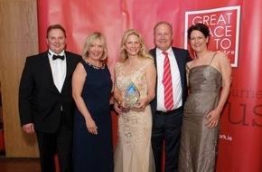 Pascoe Naturmedizin: Pascoe auch 2016 ein europäischer Champion / Naturmedizin Hersteller wieder einer der besten Arbeitgeber Europas
