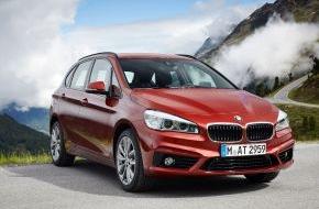 BMW Group: BMW Group verzeichnet auch im September Absatzzuwachs