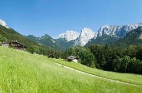 Ferienland Kufstein: 50 Jahre Naturschutzgebiet - Der Wilde Kaiser bleibt ungezähmt