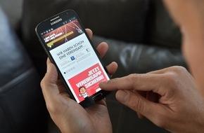 """dpa Picture-Alliance GmbH: Vereinsapps machen Sportdeutschland mobil - DOSB und vmapit starten Aktion """"1.000 Apps für 1.000 Vereine"""""""
