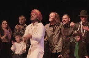 Gypsy Festival: Gypsy Festival - tournée anniversaire / Salle Métropole, Lausanne