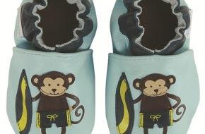 Robeez: Robeez annonce le rappel, à titre préventif, de ses chaussures pour bébé en Europe