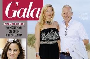 """Gruner+Jahr, Gala: Cathy Hummels: """"Zu viel Haut im Stadion in ein No-Go!"""""""