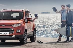 Ford-Werke GmbH: Erneute Auszeichnung für den Ford EcoSport
