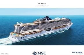 MSC Kreuzfahrten: Première escale du MSC Orchestra à Sydney