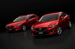 Mazda (Suisse) SA: Der neue Mazda6: Bald ist es so weit ...