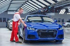 Audi AG: Audi wächst profitabel weiter (FOTO)