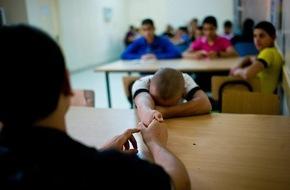 Fondation Terre des hommes: Une nouvelle loi pénale des mineurs suit les recommandations de Terre des hommes / Médiation au lieu de prison en Palestine