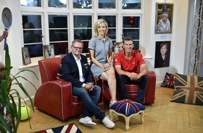 Sky Deutschland: Finale in Wimbledon: Die Endspiele der Damen und Herren am Wochenende live und exklusiv bei Sky / Serena Williams gegen Garbine Muguruza am Samstag, das Herrenfinale am Sonntag ab 14.45 Uhr live