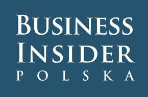 Ringier Axel Springer Media AG: Business Insider startet in Polen / Nachrichtenmarke für die nächste Generation von Wirtschaftsführern setzt globale Expansion fort