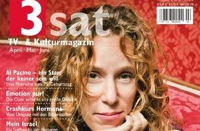 """3sat: """"Humor ist meine Sprache"""" / Regisseurin Yael Ronen bringt ihr Publikum zum Lachen und zum Weinen / Interview im """"3sat TV- & Kulturmagazin"""" / Das vierteljährlich erscheinende Heft erscheint am 20. März"""