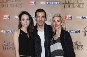 """Sky Deutschland: Sky feiert die Weltpremiere der fünften Staffel von """"Game of Thrones"""" in London"""